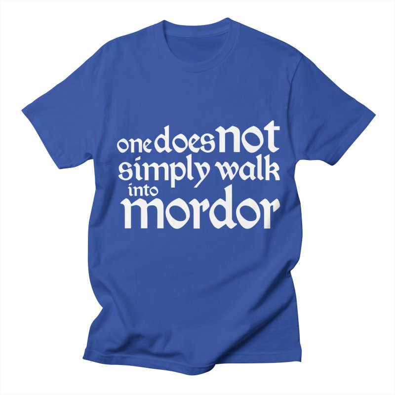 One does not simply Women's Unisex T-Shirt by Synner Design