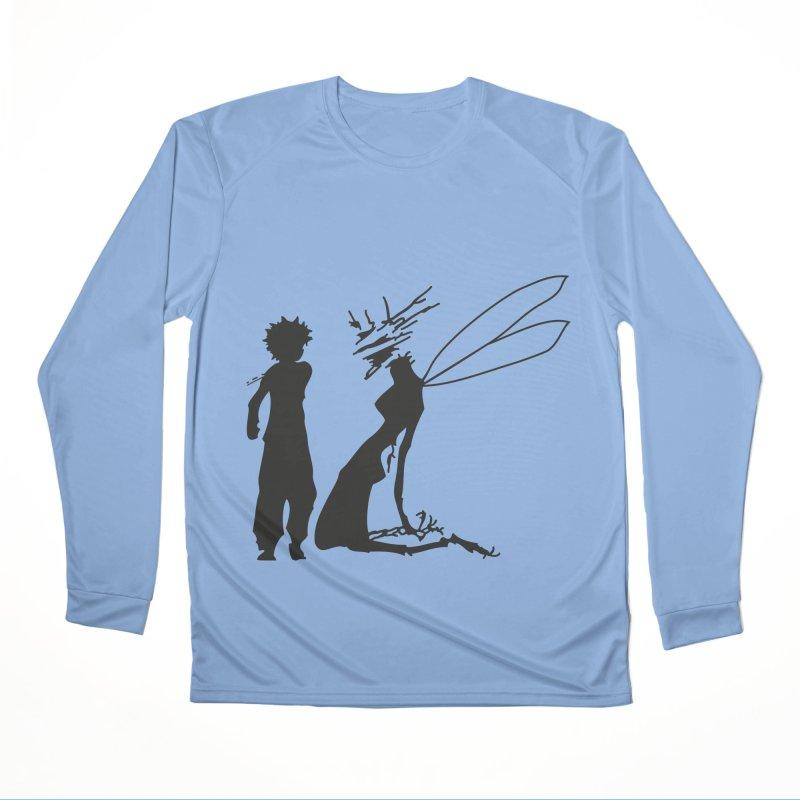 Killua kills Women's Performance Unisex Longsleeve T-Shirt by Synner Design