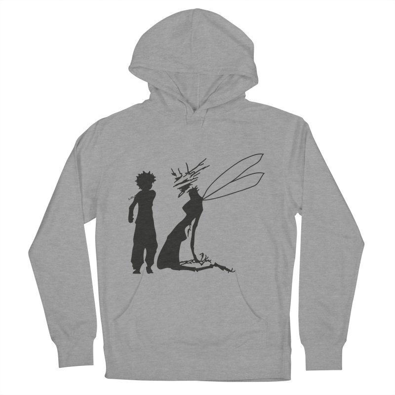Killua kills Women's Pullover Hoody by Synner Design