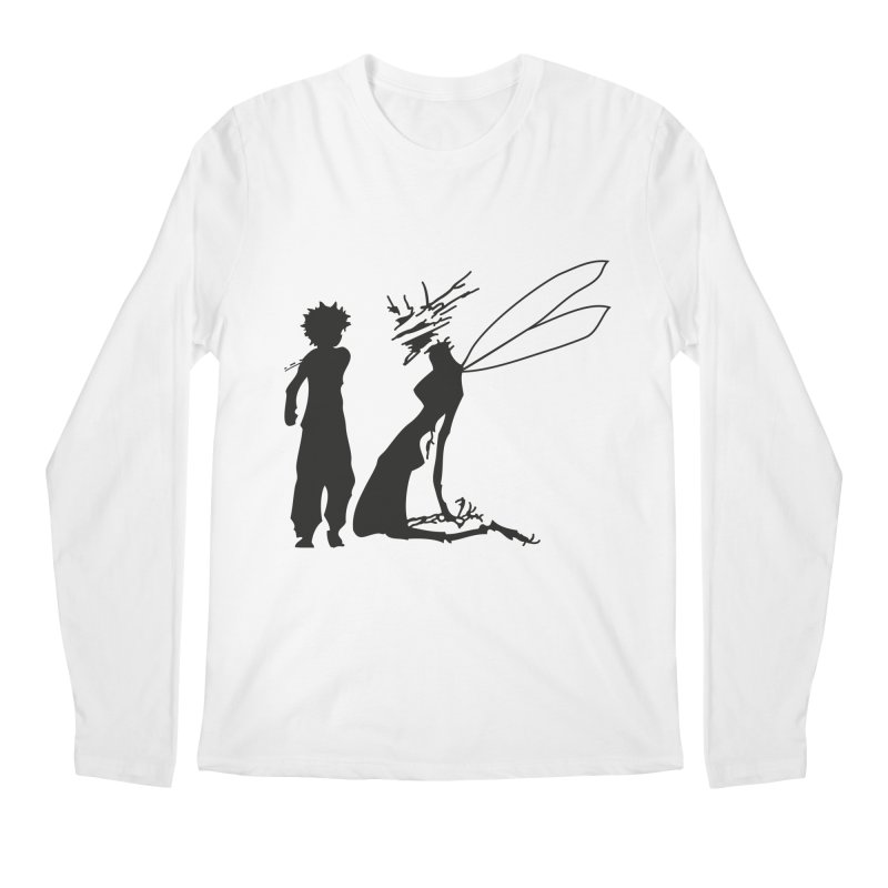 Killua kills Men's Longsleeve T-Shirt by Synner Design