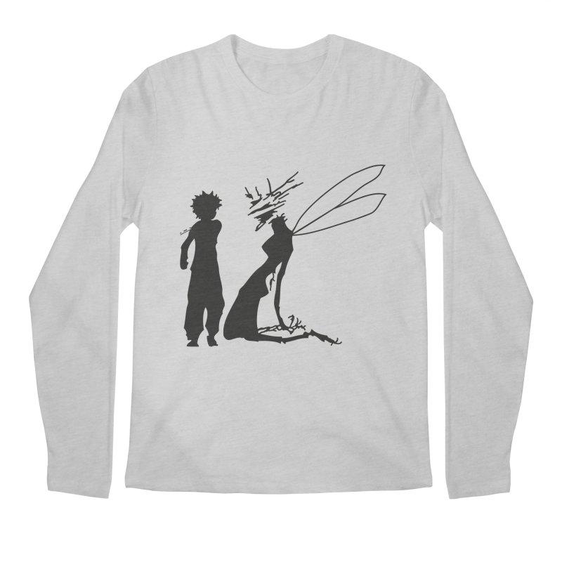 Killua kills Men's Longsleeve T-Shirt by Synner Design