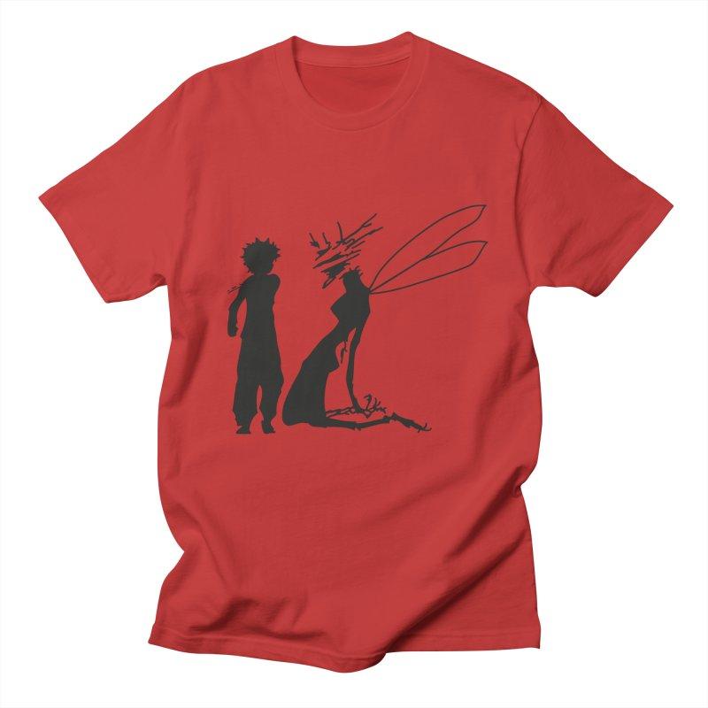 Killua kills Men's Regular T-Shirt by Synner Design