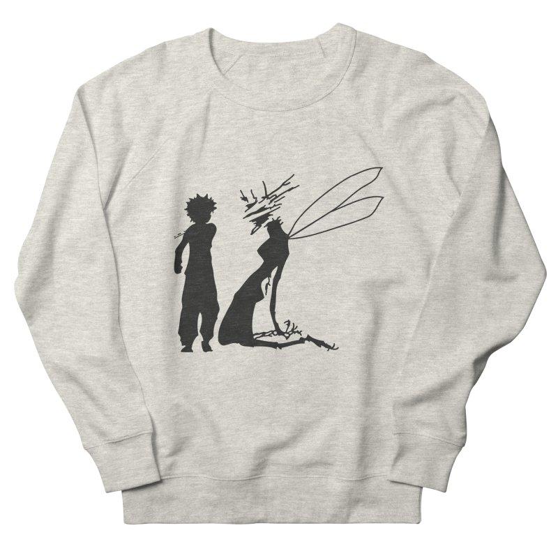 Killua kills Women's French Terry Sweatshirt by Synner Design