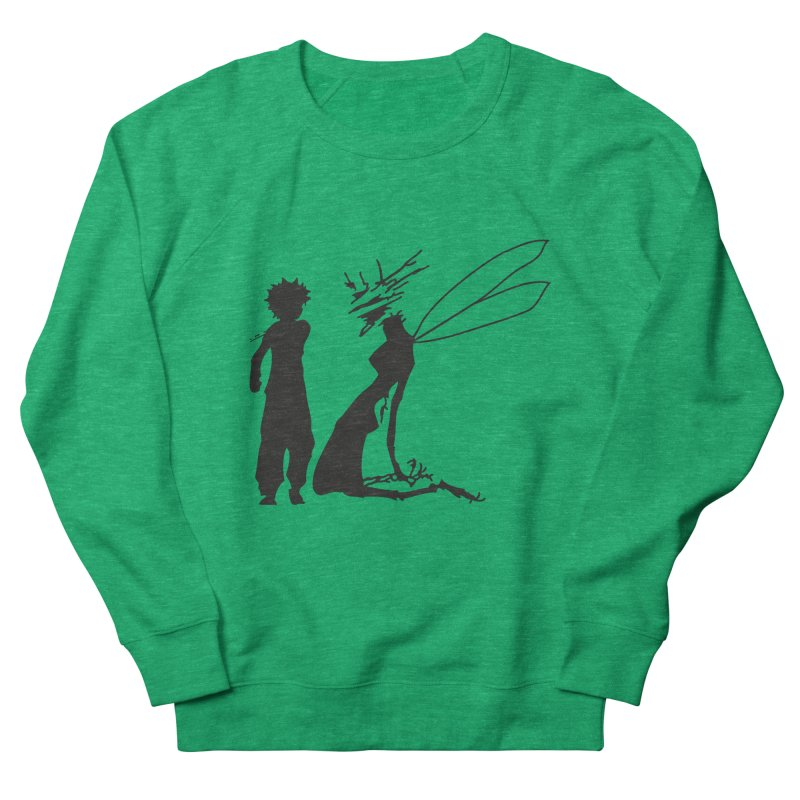 Killua kills Men's French Terry Sweatshirt by Synner Design