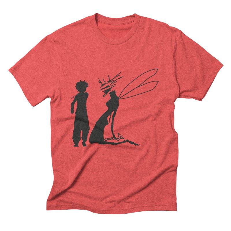 Killua kills Men's Triblend T-Shirt by Synner Design