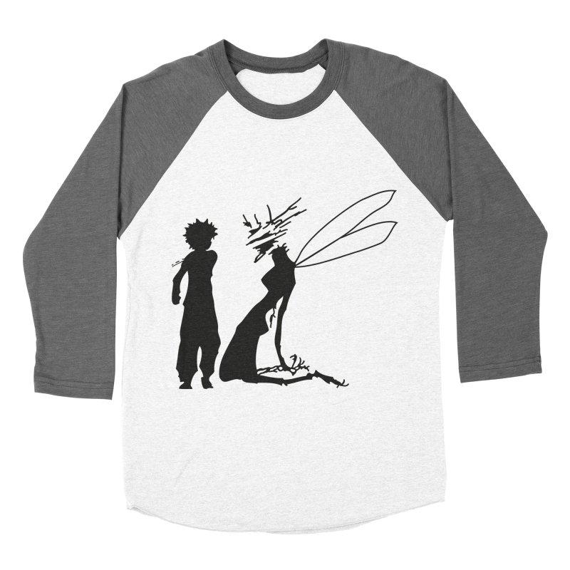 Killua kills Men's Baseball Triblend T-Shirt by Synner Design