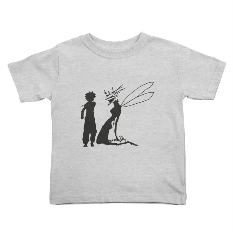 Killua kills Kids Toddler T-Shirt by Synner Design
