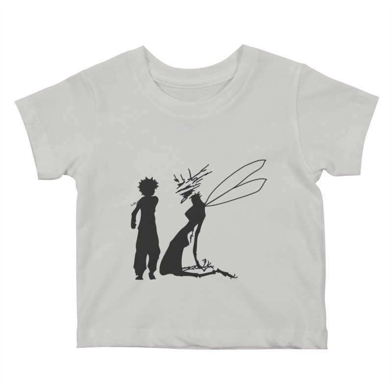 Killua kills Kids Baby T-Shirt by Synner Design