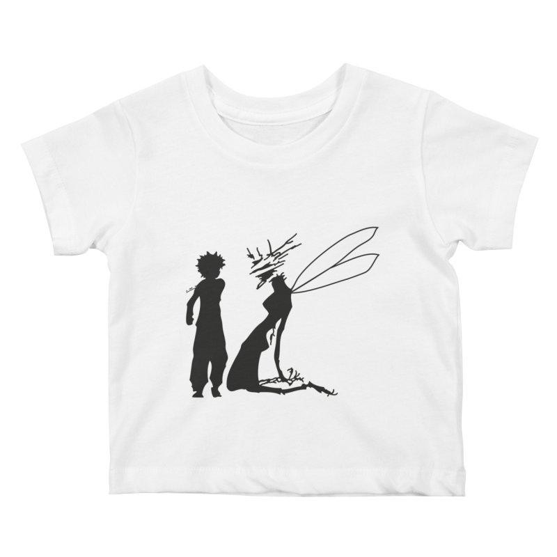 Killua kills Kids Baby T-Shirt by Synner Design