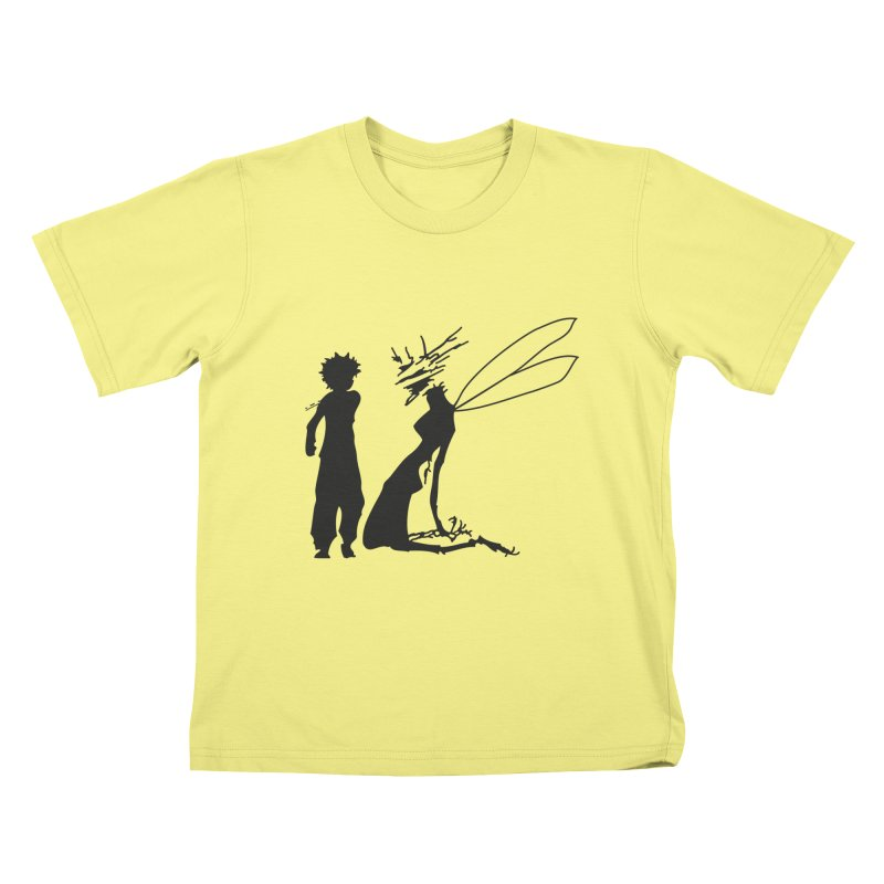 Killua kills Kids T-shirt by Synner Design