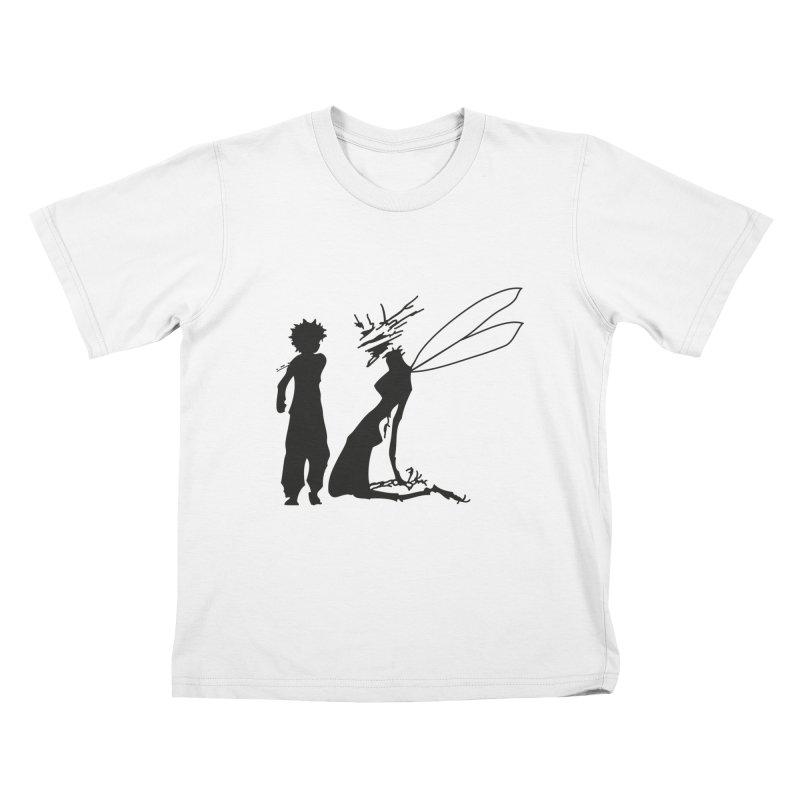 Killua kills Kids T-shirt by Synner Design