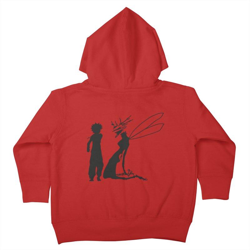 Killua kills Kids Toddler Zip-Up Hoody by Synner Design