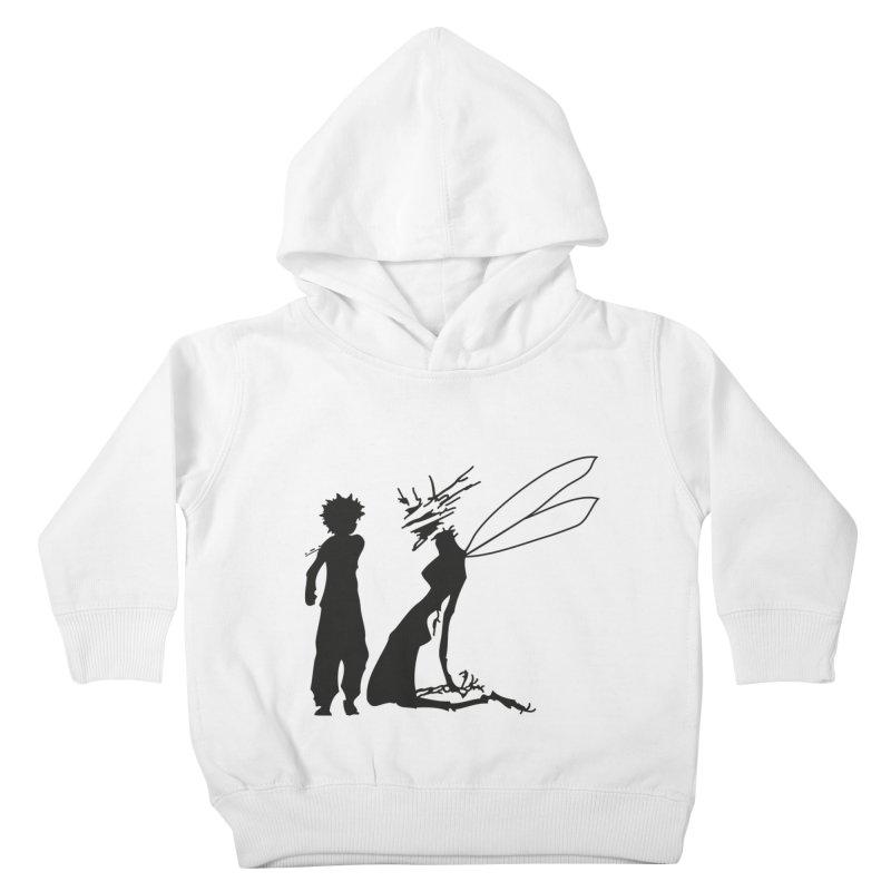 Killua kills Kids Toddler Pullover Hoody by Synner Design