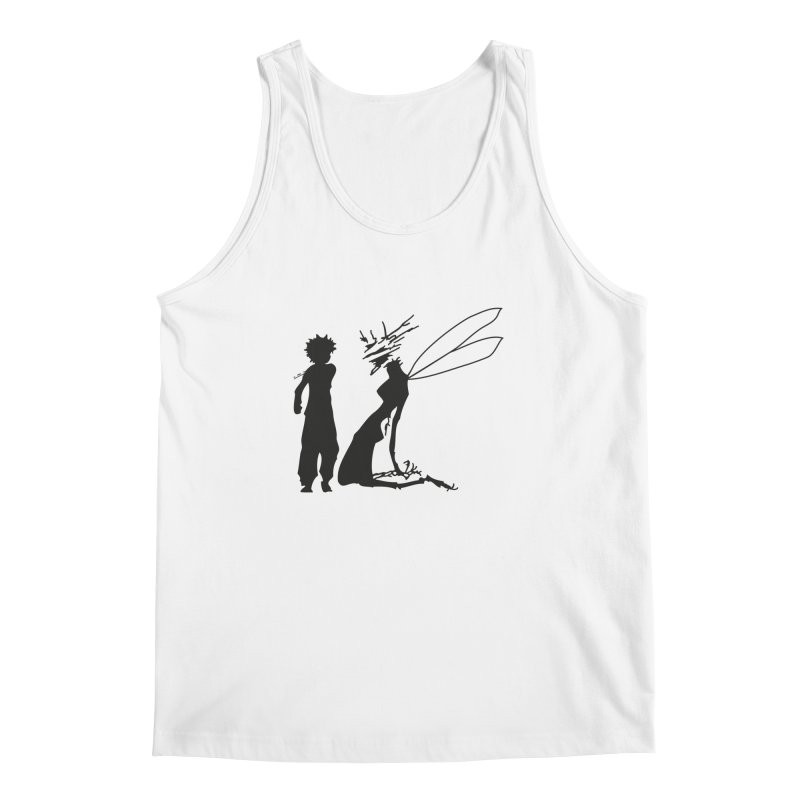 Killua kills Men's Tank by Synner Design