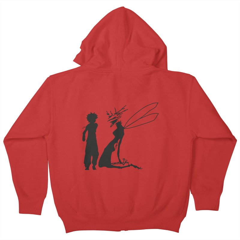 Killua kills Kids Zip-Up Hoody by Synner Design
