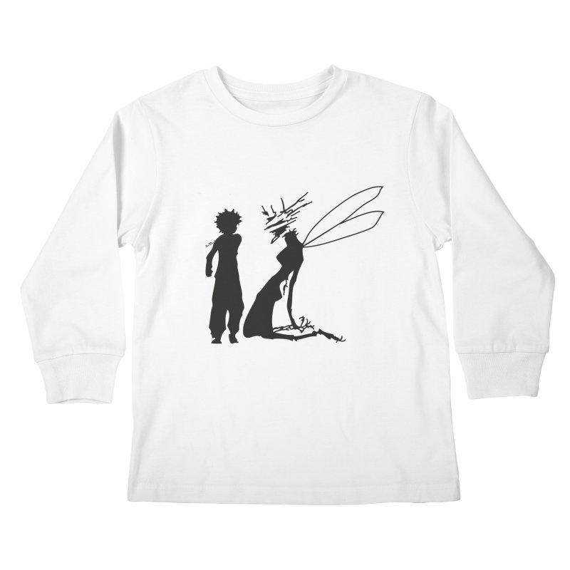 Killua kills Kids Longsleeve T-Shirt by Synner Design