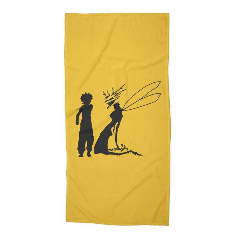 Killua kills Accessories Beach Towel by Synner Design