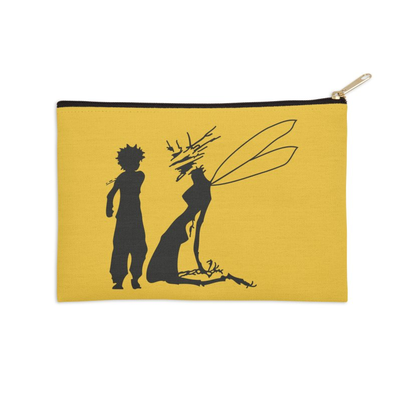 Killua kills Accessories Zip Pouch by Synner Design