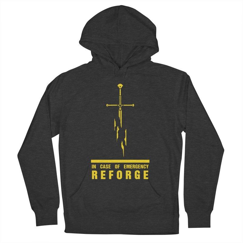 Narsil the sword Men's Pullover Hoody by Synner Design