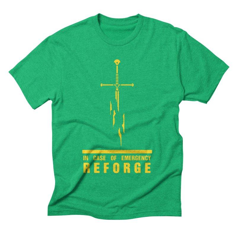 Narsil the sword Men's Triblend T-shirt by Synner Design