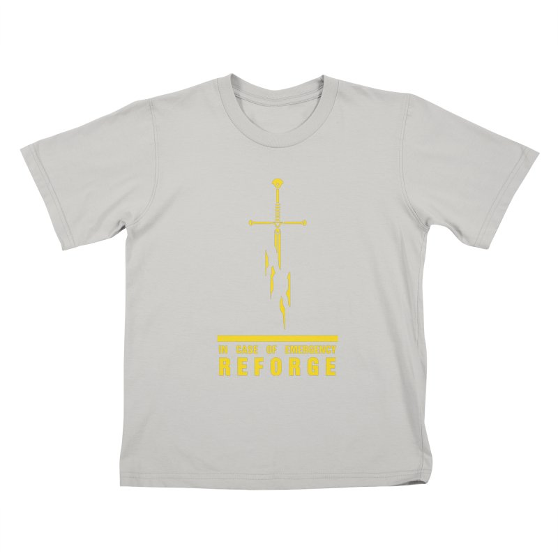 Narsil the sword Kids T-shirt by Synner Design