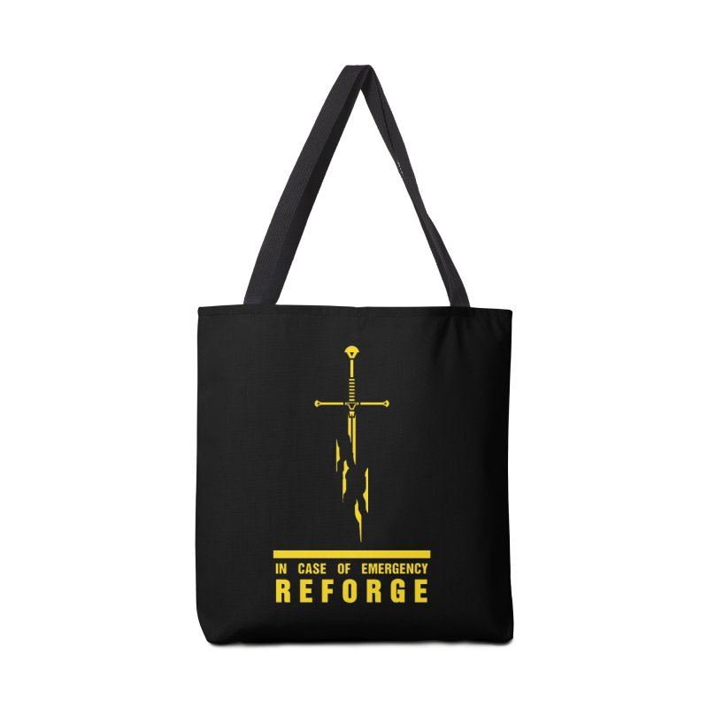Narsil the sword Accessories Tote Bag Bag by Synner Design