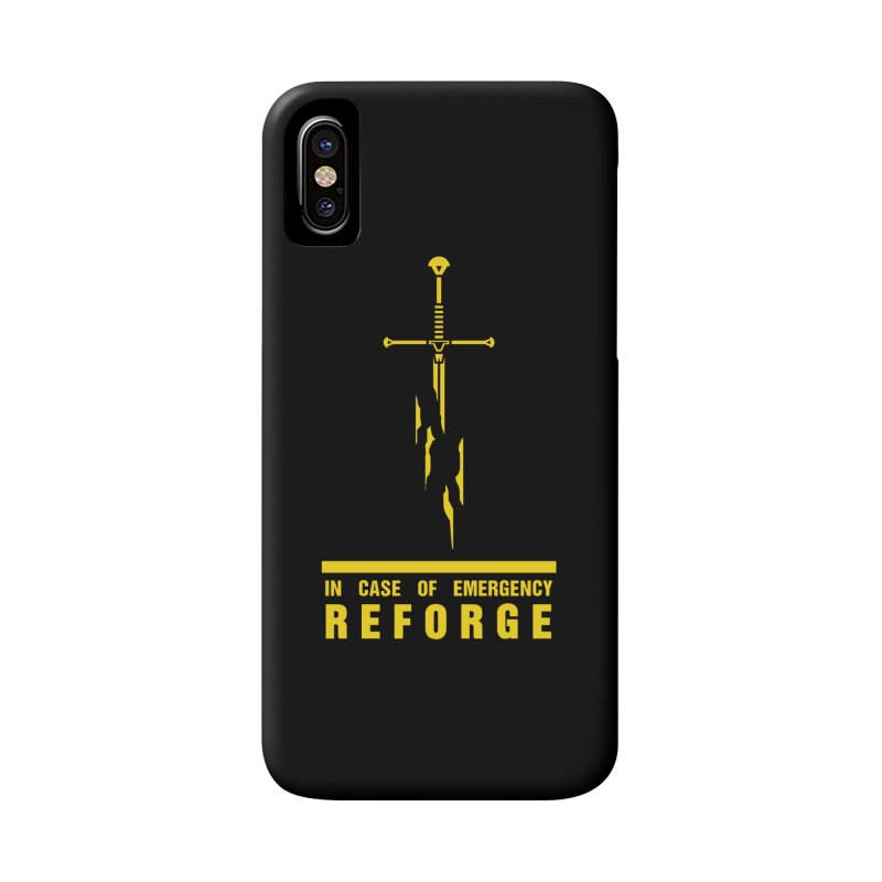 Narsil the sword Accessories Phone Case by Synner Design