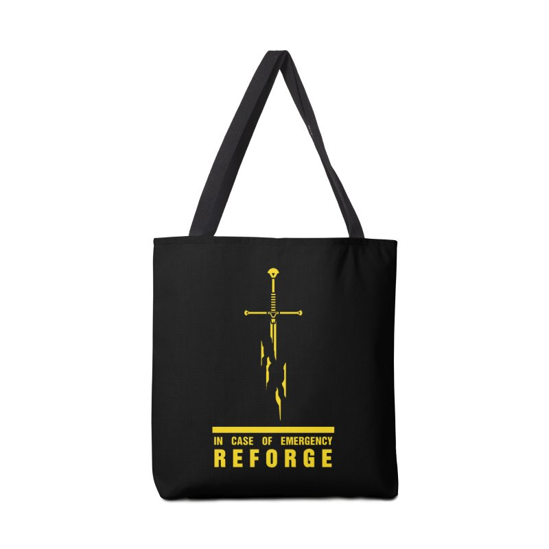 Narsil the sword Accessories Bag by Synner Design