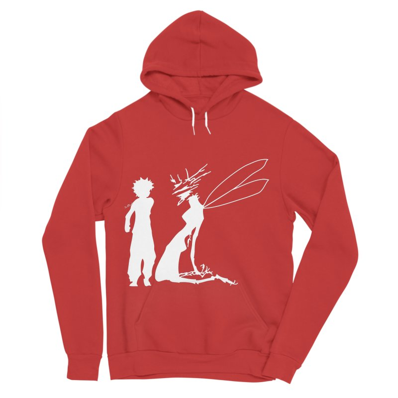 Killua white Men's Pullover Hoody by Synner Design
