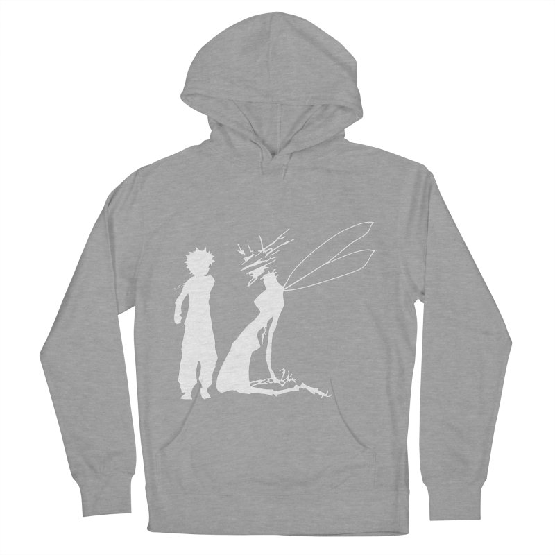 Killua white Women's Pullover Hoody by Synner Design