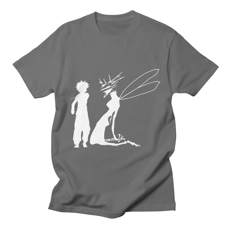 Killua white Women's T-Shirt by Synner Design