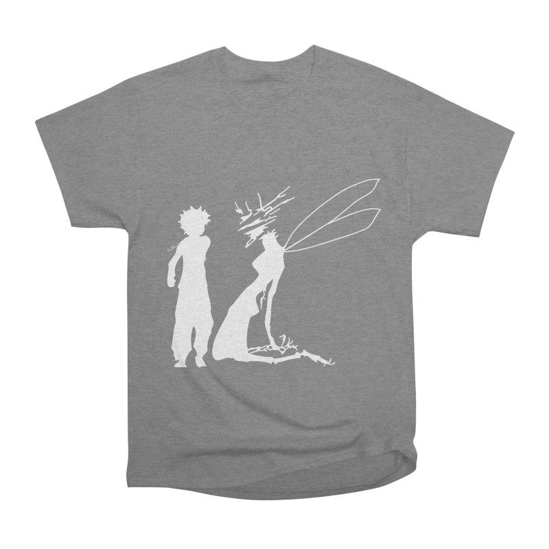 Killua white Men's Heavyweight T-Shirt by Synner Design