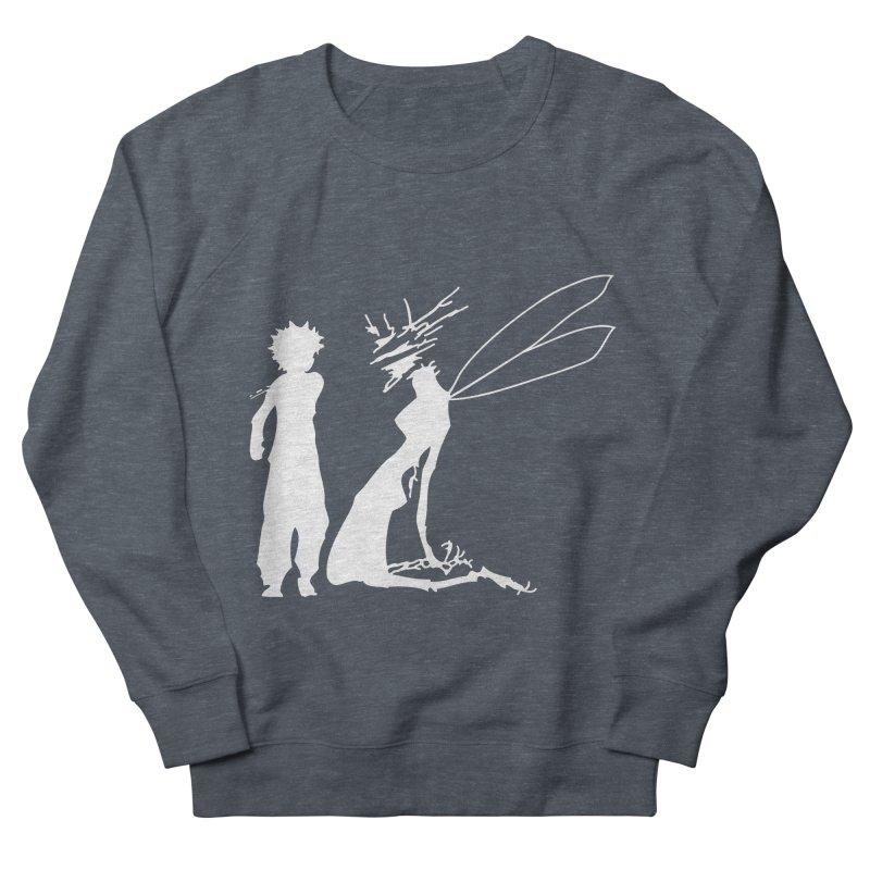 Killua white Women's French Terry Sweatshirt by Synner Design