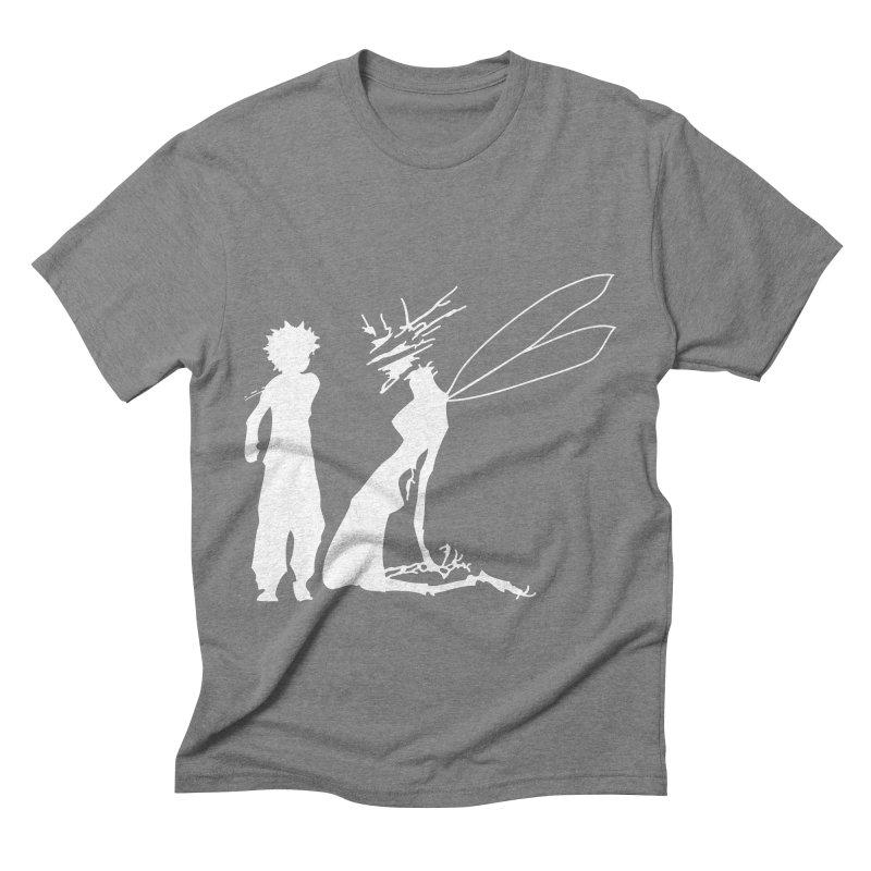 Killua white Men's Triblend T-Shirt by Synner Design