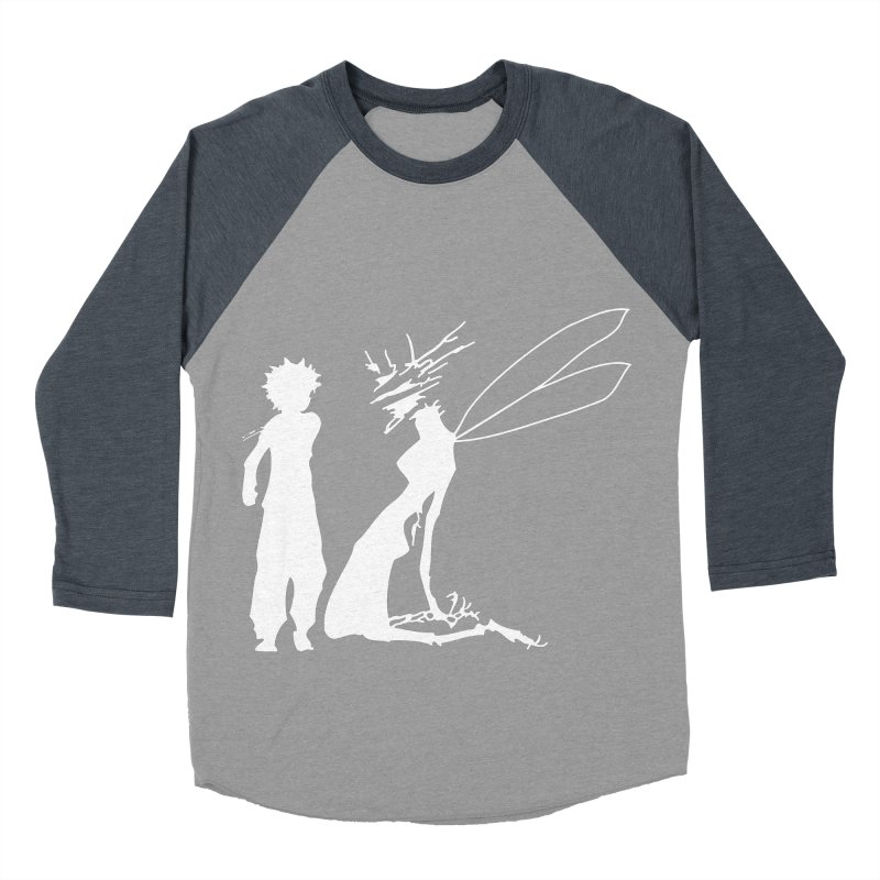 Killua white Women's Longsleeve T-Shirt by Synner Design