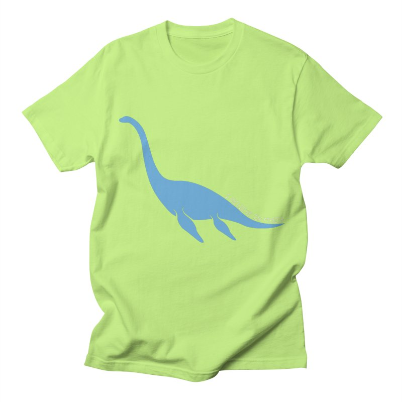 Nessie believe white Women's T-Shirt by Synner Design