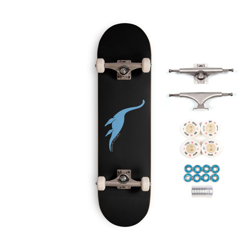 Nessie believe white Accessories Complete - Premium Skateboard by Synner Design