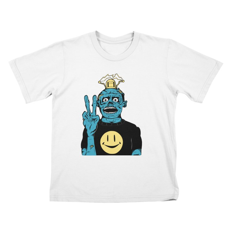 The Peaceful Undead Kids T-shirt by danielcrichton's Artist Shop