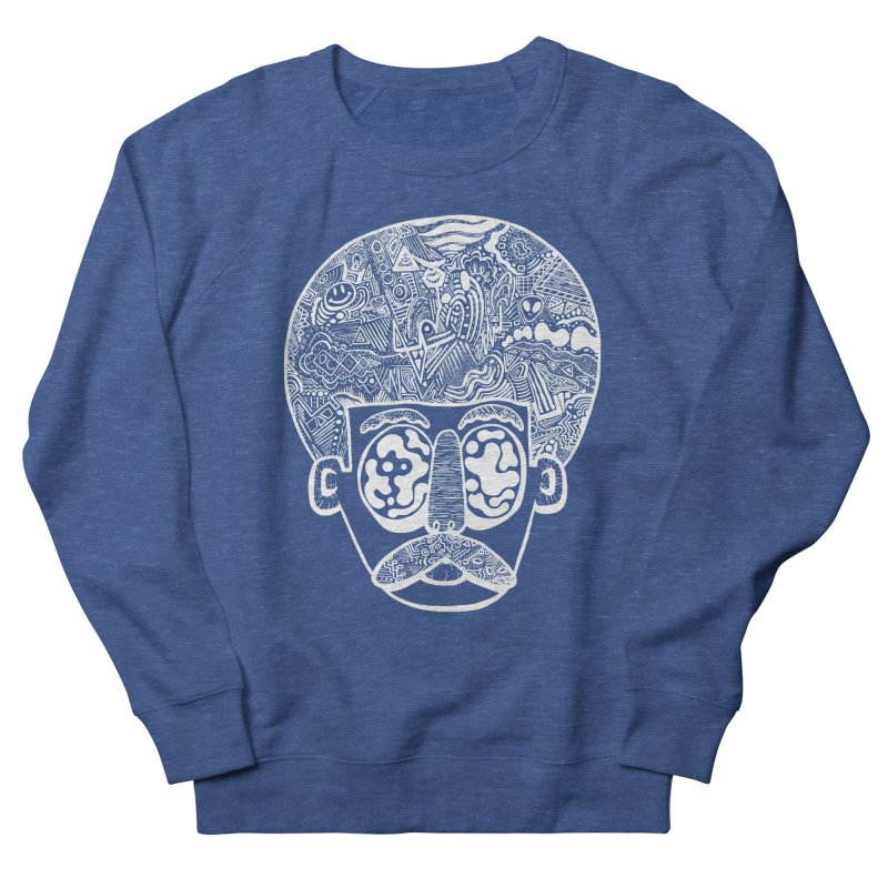 King Of The Afro Women's Sweatshirt by danielcrichton's Artist Shop