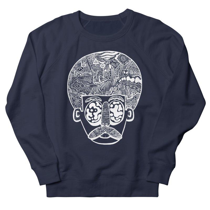 King Of The Afro Men's Sweatshirt by danielcrichton's Artist Shop