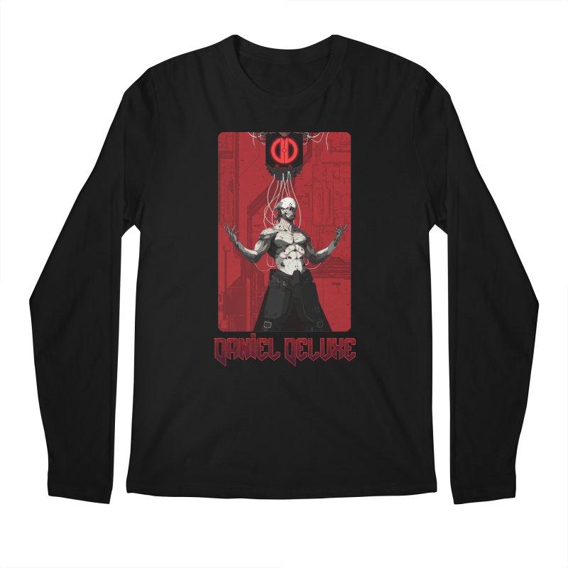 Soldier Men's Longsleeve T-Shirt by Daniel Deluxe's Artist Shop