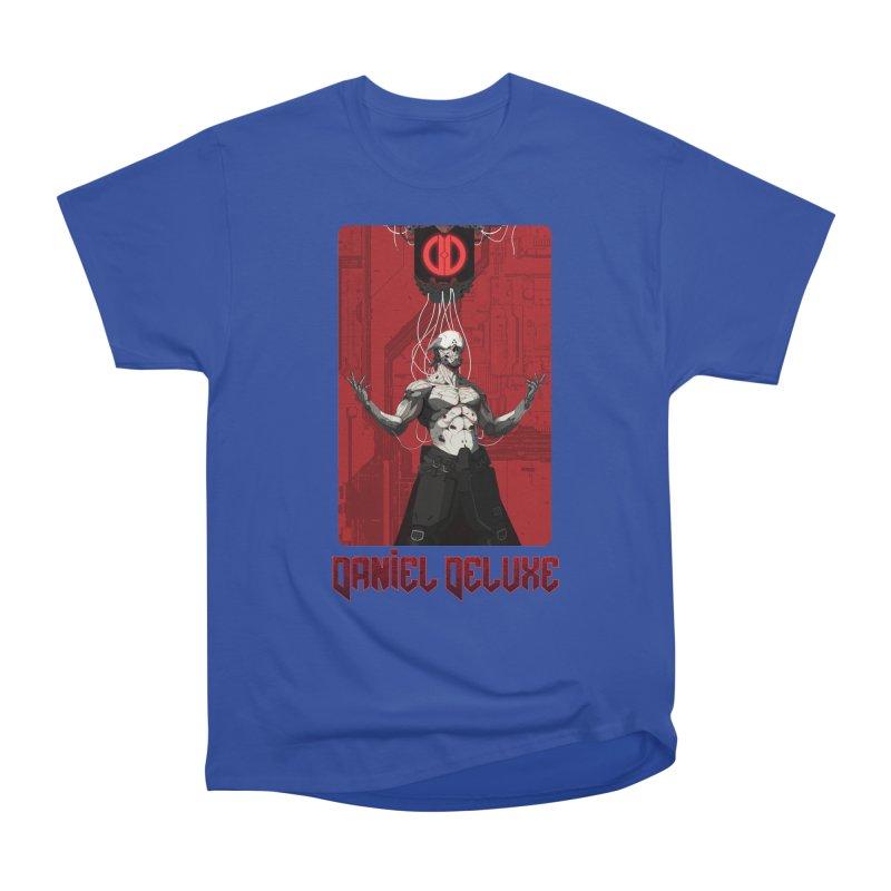 Soldier Men's Heavyweight T-Shirt by Daniel Deluxe's Artist Shop