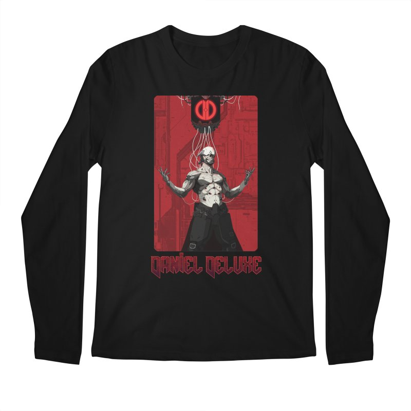 Soldier Men's Regular Longsleeve T-Shirt by Daniel Deluxe's Artist Shop