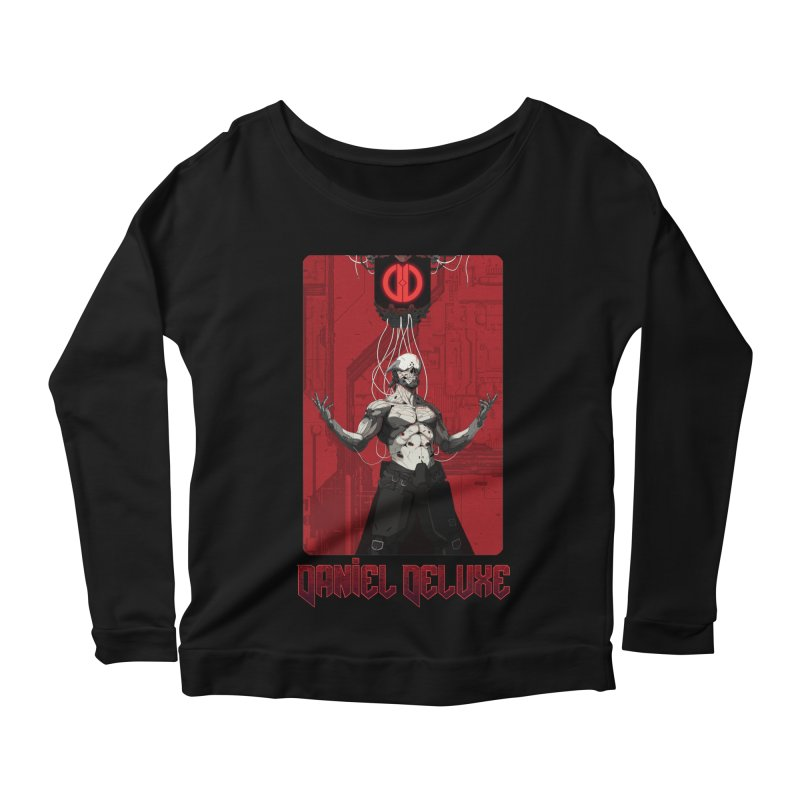 Soldier Women's Scoop Neck Longsleeve T-Shirt by Daniel Deluxe's Artist Shop