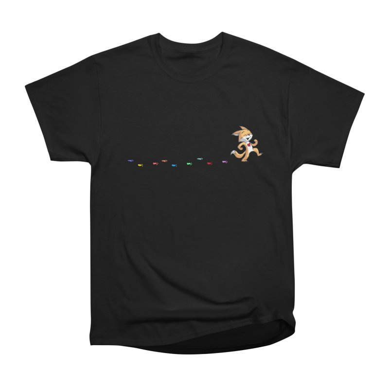 Keep Going Men's Heavyweight T-Shirt by Objects in Motion