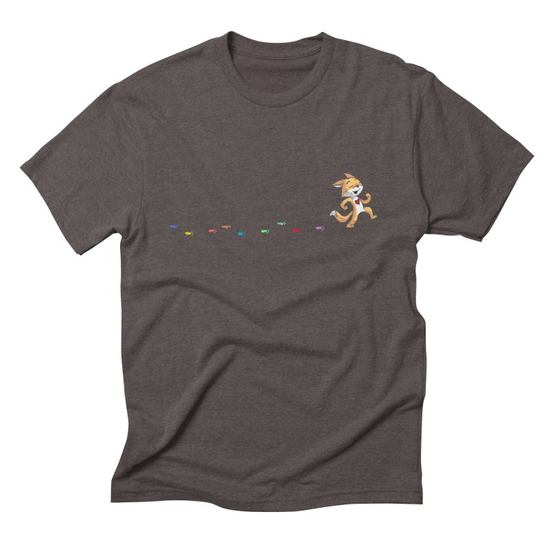 Keep Going Men's Triblend T-Shirt by Objects in Motion