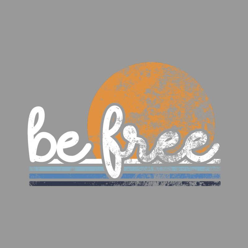 be free sunset Women's Longsleeve T-Shirt by Daniel Montgomery's Artist Shop