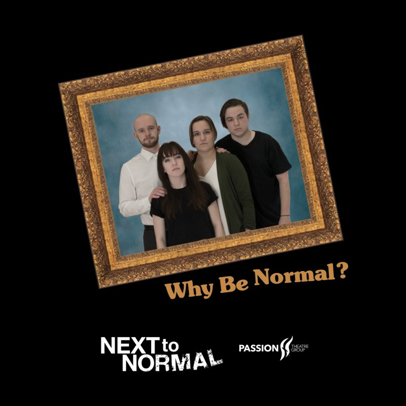 Why Be Semi Normal Women's T-Shirt by Daniel Montgomery's Artist Shop