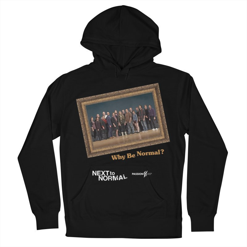 Next To Normal Full Cast Women's French Terry Pullover Hoody by Daniel Montgomery's Artist Shop