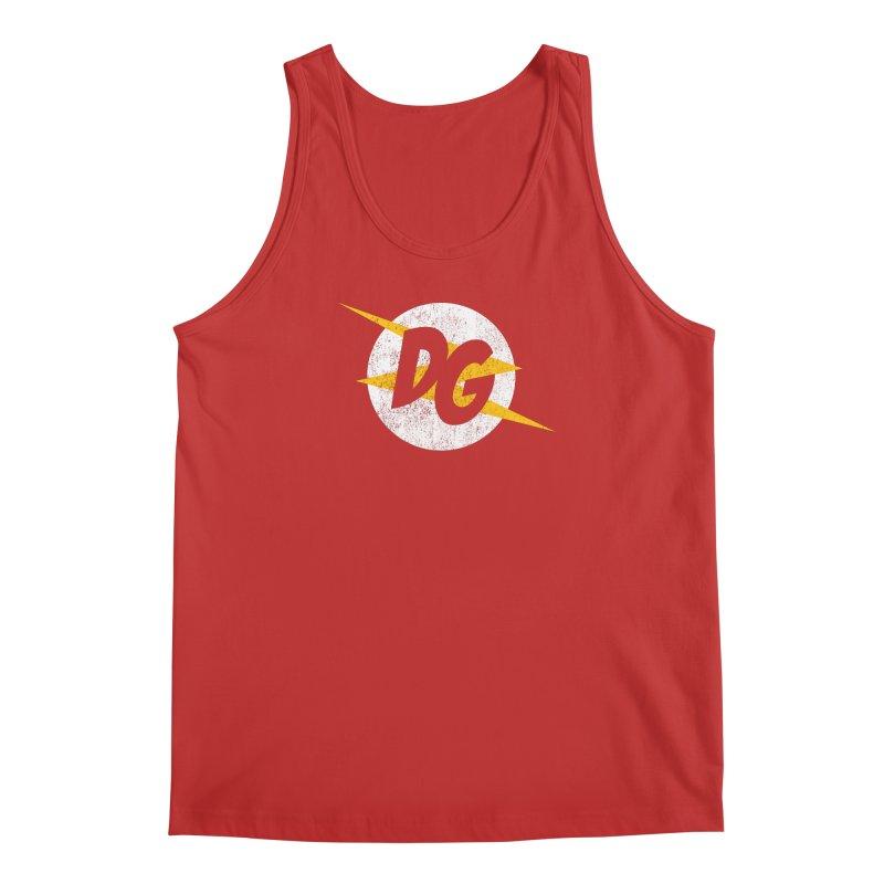 DG shirts in a flash Men's Regular Tank by Daniel Montgomery's Artist Shop